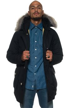 Giaccone Arctic Parka DF Woolrich | 20000057 | WOCPS1674-CN01NBL