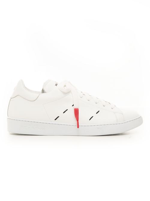 Sneakers with laces Kiton | 5032317 | USSN001-X0218A01