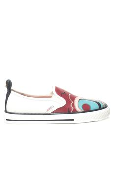 Mocassino in pelle Red Valentino | 12 | MQ0S0895-NSFW77